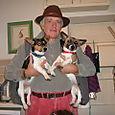Meet Otis and Lennie