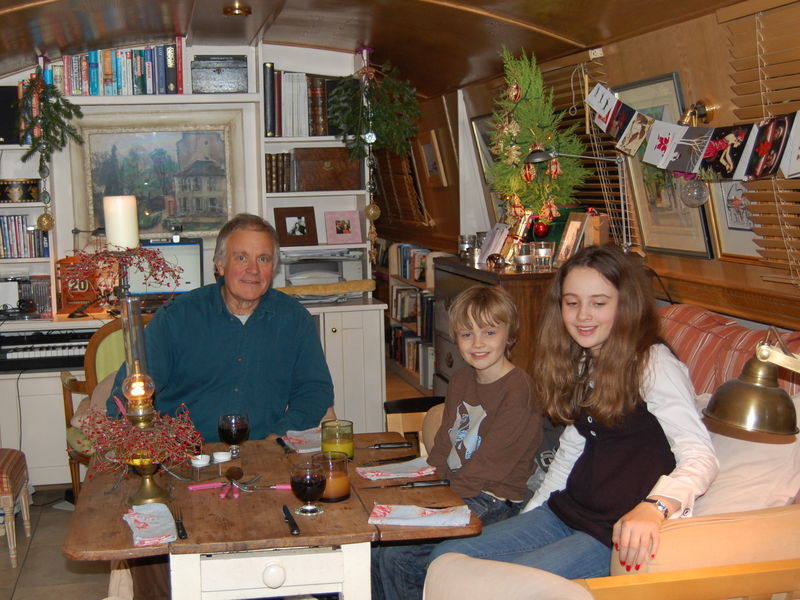 Christmas and prior to it at Castelsarrasin 207