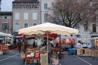 Cahors market