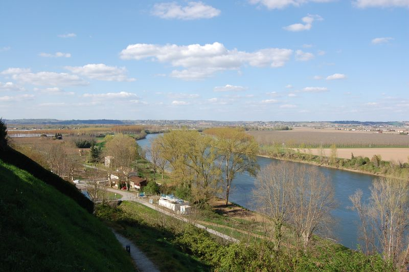View from the Tertre Meilhan