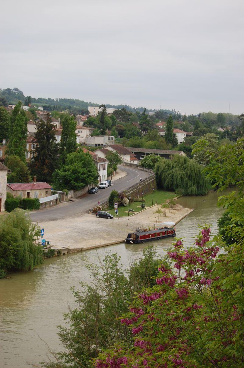 Free mooring in Nérac