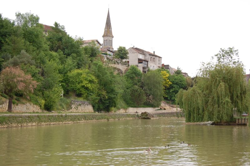From Buzet down the Baise 069
