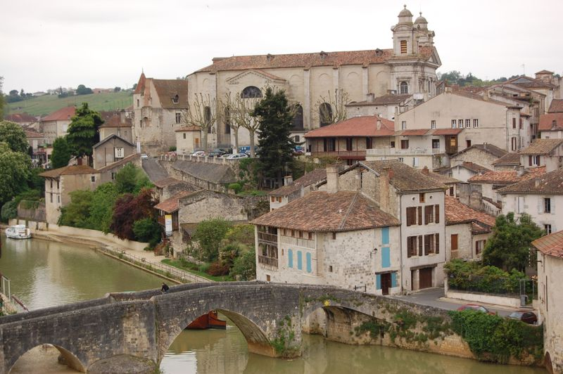 From Buzet down the Baise 026