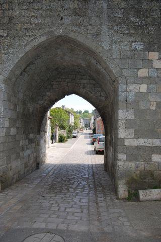 1st portico in Vianne