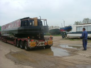 Calais to Chitry 051