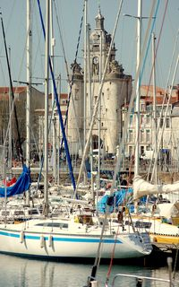 Clock tower La Rochelle