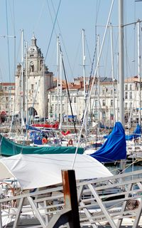 Clock tower La Rochelle (2)