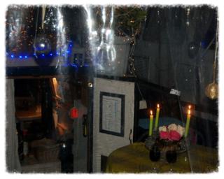 Winter Boot room and Christmas Lights