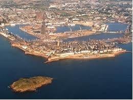 Les Bassins de St Malo