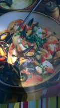 Fish stew?