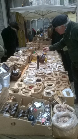 St. Antonin Val Noble- Sunday Market