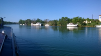 The Herault Estuary