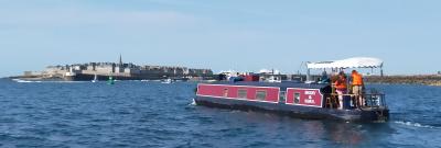 B&S at sea