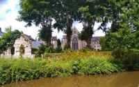 Lehon Abbey