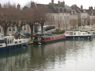 5 Months winterising in Briare